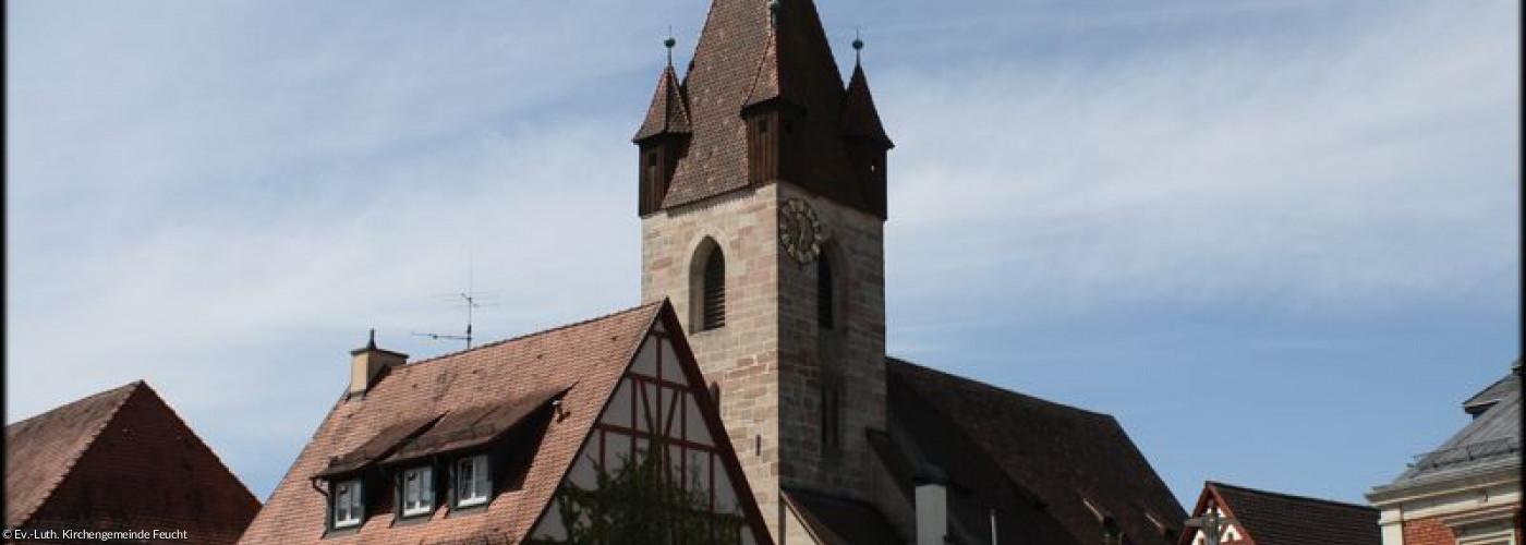 Sankt-Jakob-Kirche in Feucht