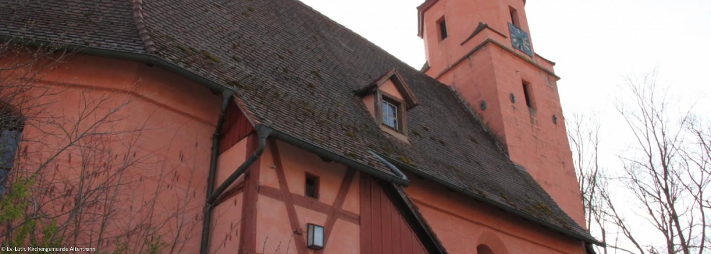 St.Veit-Kirche in Altenthann