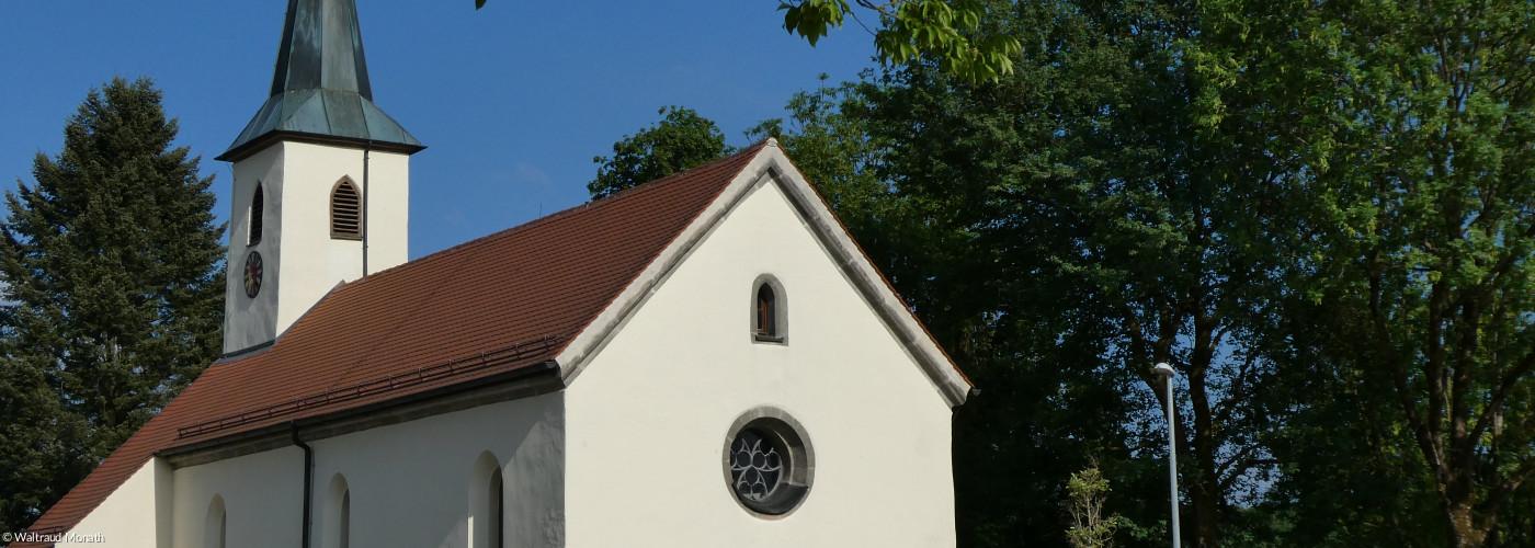 Eismannsberger Kirche