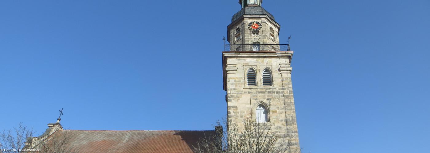 Laurentiuskirche Altdorf