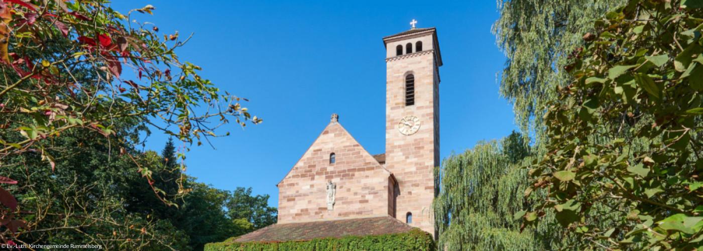 Philippuskirche in Rummelsberg