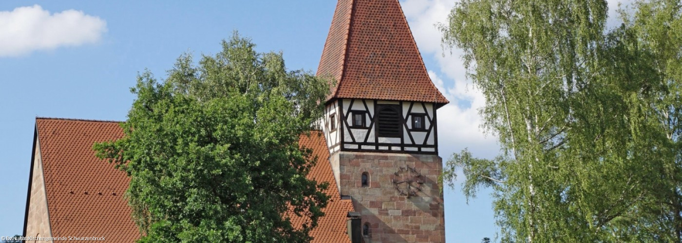 Martin-Luther-Kirche in Schwarzenbruck